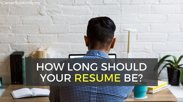 how many pages should your resume be in 2020   u2013 hope jobs